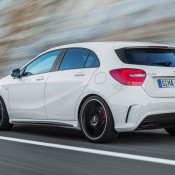 A45 AMG Driving Footage 175x175 at Nissan Altima V8 Supercars Racer Announced
