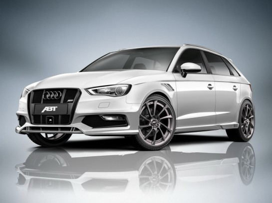 ABT AS3 Sportback 1 545x408 at ABT Audi AS3 Sportback Revealed