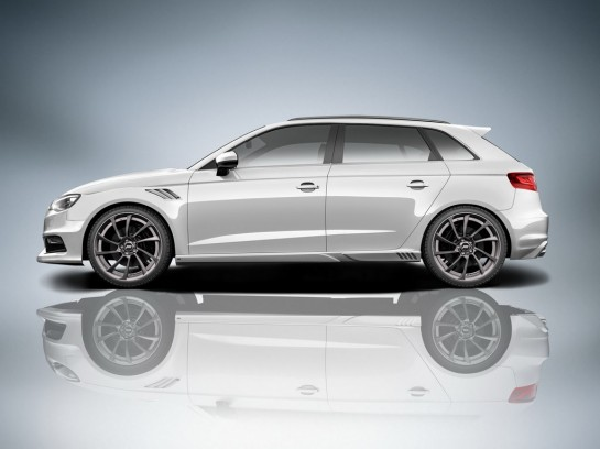 ABT AS3 Sportback 2 545x408 at ABT Audi AS3 Sportback Revealed