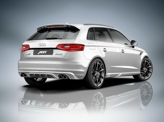 ABT AS3 Sportback 3 545x408 at ABT Audi AS3 Sportback Revealed