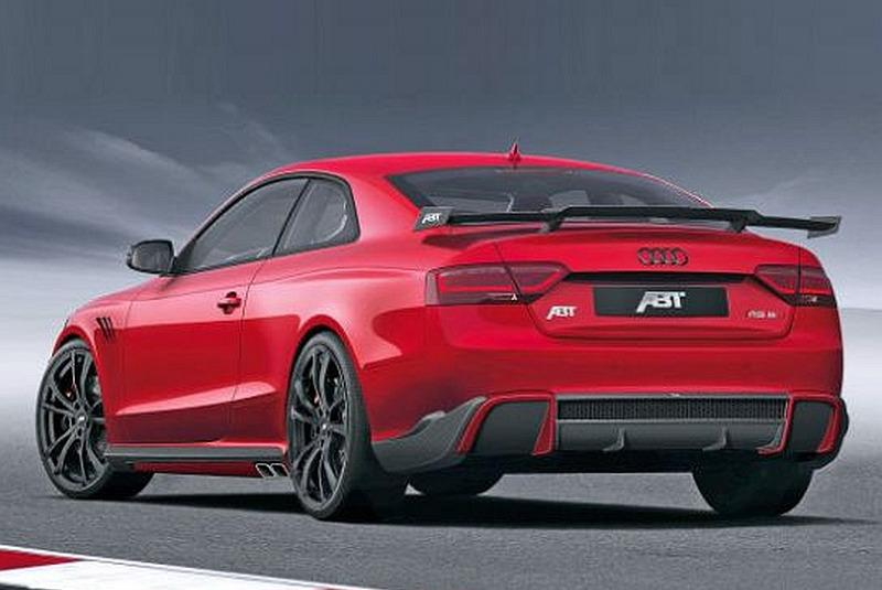 Abt Audi Rs5 R Revealed Ahead Of Geneva Debut