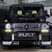 ART Mercedes Streetline 2 175x175 at Geneva Preview: ART Mercedes G63/G65 Streetline