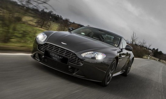 Aston Martin V8 Vantage SP10 1 545x326 at Official: Aston Martin V8 Vantage SP10