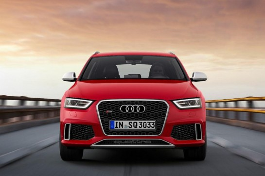 Audi RS Q3 1 545x362 at Geneva Preview: Audi RS Q3 Revealed