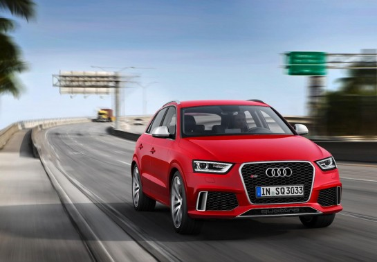 Audi RS Q3 2 545x378 at Geneva Preview: Audi RS Q3 Revealed