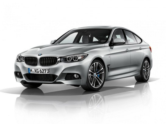 BMW 3 Series GT 5 545x408 at BMW 3 Series Gran Turismo Showcased in Video