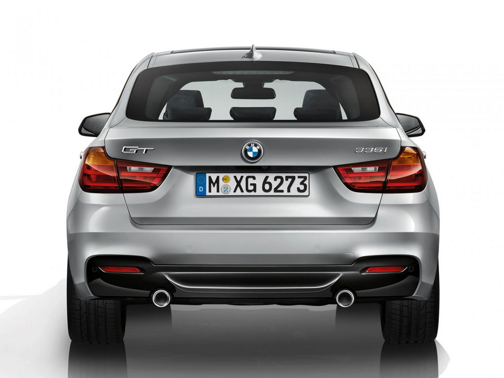 bmw 3 series gran turismo gets official. Black Bedroom Furniture Sets. Home Design Ideas