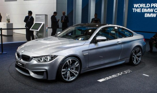 BMW M4 Rendered 545x326 at New BMW M3/M4 Engine Details: 415 hp I 6