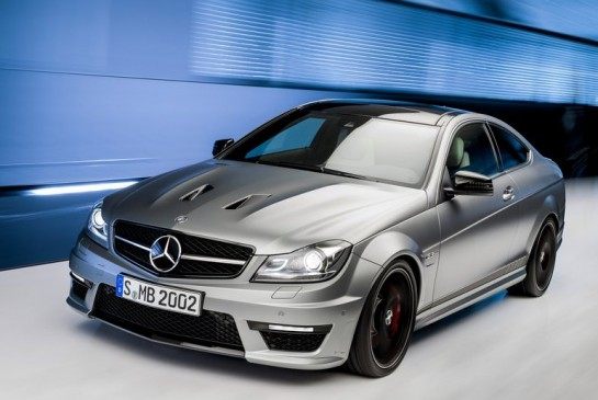 C63 AMG Edition 507 545x365 at Mercedes C63 AMG Edition 507 Promo Video