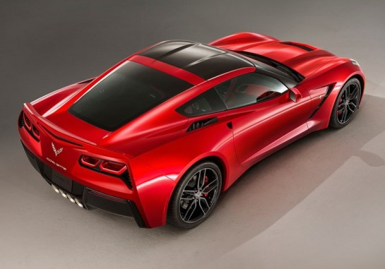 Chevrolet Stingray 545x381 at Next Corvette ZR1 Could Get 700 Horsepower