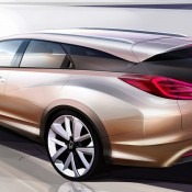 Civic Wagon concept 175x175 at Geneva Preview: Subaru VIZIV Concept