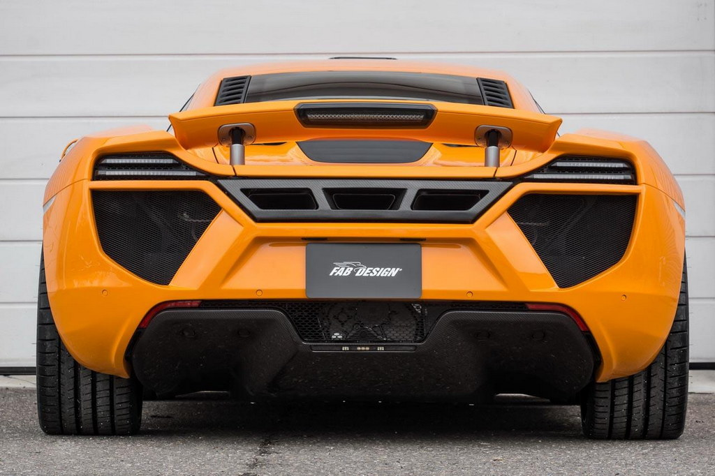 Geneva Preview Fab Design Mclaren Mp4 Chimera