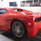 Hennessey Ferrari 458 175x175 at Fast & Furious 6 First Teaser Trailer Released