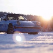 Ice Driving in 911 Rally Cars 175x175 at Up Close with Jaguar F Type V6 and V8 S   Video