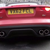 Jaguar F Type V6 V8 175x175 at Snow Fun with Alfa 8C and Porsche 911
