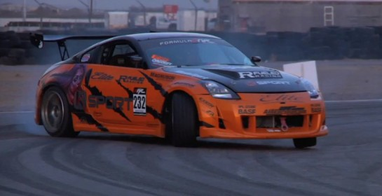 KSport 350Z 545x280 at Matt Farah Drives K.Sport 350Z Formula Drift Car