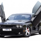 KW Dodge Challenger 2 175x175 at Chrome & Carbon Shelby GT500 SuperSnake