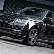 Kahn Range Rover Vogue Black 1 175x175 at 2014 Range Rover Supercharged V6 for U.S.