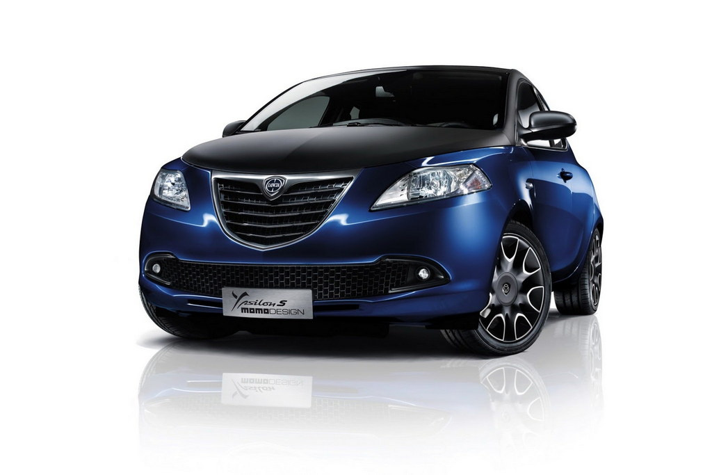 Lancia Ypsilon SE 1 at Geneva Preview: Special Editions Lancia Ypsilon
