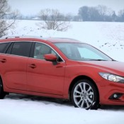Mazda6 at Donington Park 175x175 at Hyundai Santa Fe Epic Playdate Commercial