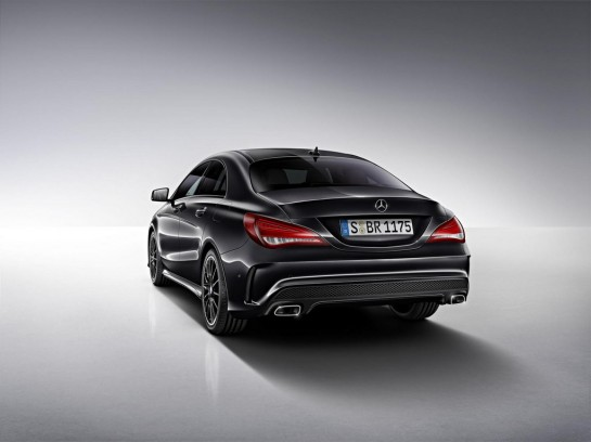 Mercedes Benz CLA Edition 1 3 545x408 at Mercedes CLA Launches with CLA Edition 1