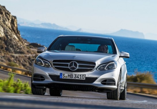 Mercedes Benz E Class 2014 545x379 at Turbo V6 Engine Planned for Mercedes E Class