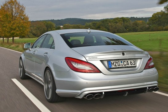 Mercedes CLS63 AMG by Carlsson 1 545x363 at 340km/h Mercedes CLS63 AMG by Carlsson