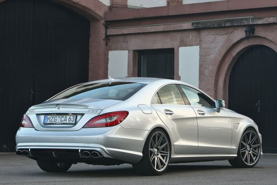 Mercedes CLS63 AMG by Carlsson 3 545x363 at 340km/h Mercedes CLS63 AMG by Carlsson