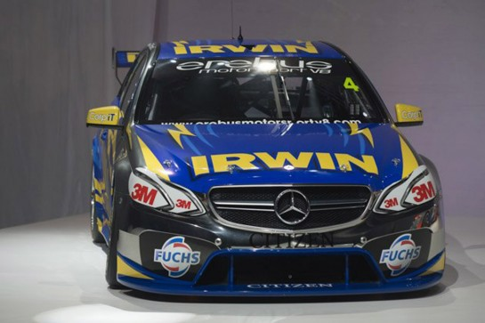 Mercedes E63 AMG V8 Supercars 0 545x363 at Mercedes E63 AMG V8 Supercars Racer by Erebus