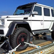 Mercedes G63 AMG 6x6 Pickup 0 175x175 at Scooped: Mercedes G63 AMG 6x6 Pickup
