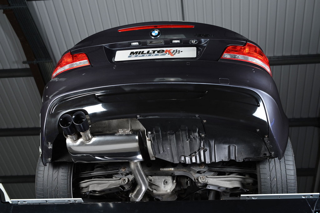 Milltek Performance Exhaust For Bmw 135i