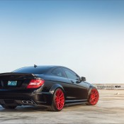 Mode Carbon C63 6 175x175 at Mode Carbon Mercedes C63 on Red ADV1 Wheels