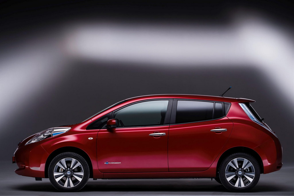 2014 nissan leaf release - photo #31