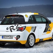 Opel Adam R2 Rally Car 3 175x175 at Opel Adam R2 Rally Car Announced