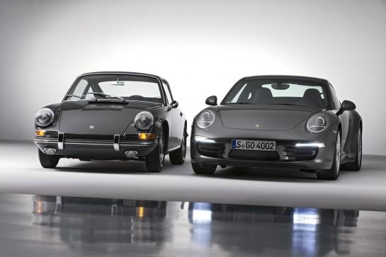 Porsche 911 50th Anniversary 7 545x363 at Porsche 911 50th Anniversary Plans Detailed