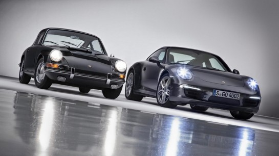 Porsche 911 GFOS 1 545x306 at Porsche 911 to be 'Central Feature' at Goodwood FoS