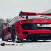 Prior Design Audi R8 Winter Photoshoot 1 175x175 at Gallery: Prior Design Audi R8 Winter Photoshoot