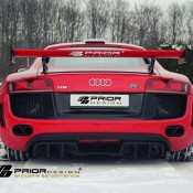 Prior Design Audi R8 Winter Photoshoot 2 175x175 at Gallery: Prior Design Audi R8 Winter Photoshoot