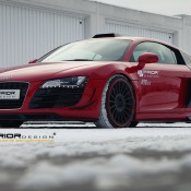 Prior Design Audi R8 Winter Photoshoot 4 175x175 at Gallery: Prior Design Audi R8 Winter Photoshoot