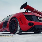 Prior Design Audi R8 Winter Photoshoot 7 175x175 at Gallery: Prior Design Audi R8 Winter Photoshoot