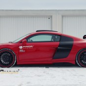 Prior Design Audi R8 Winter Photoshoot 9 175x175 at Gallery: Prior Design Audi R8 Winter Photoshoot