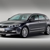 Qoros Geneva Lineup 6 175x175 at Qoros Sedan, Estate and Crossover Coming to Geneva