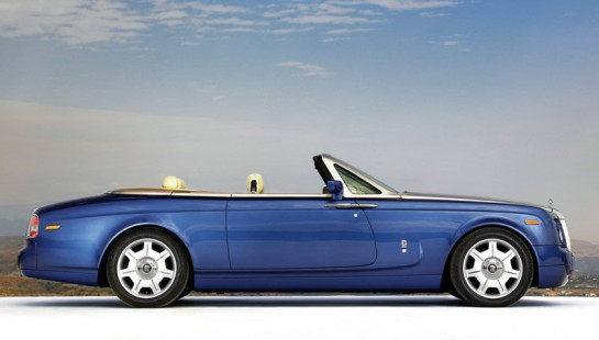 Rolls Royce Phantom Drophead 545x310 at Rolls Royce Working on V16 Roadster Supercar