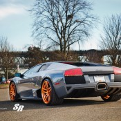 Rose Gold Lambo 6 175x175 at Gallery: Lamborghini Murcielago on Rose Gold PUR Wheels