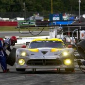 SRT Viper Racer 1 175x175 at Patrick Dempsey to Race with Porsche at Le Mans