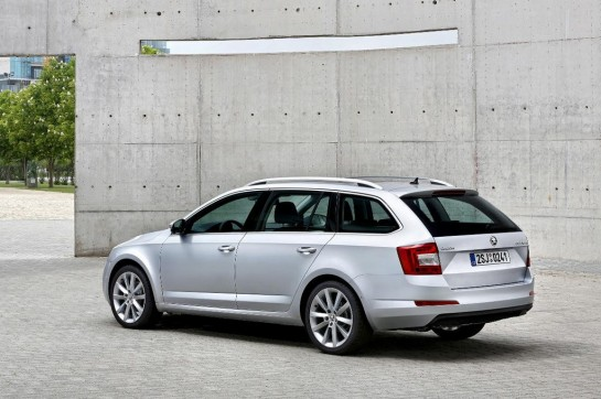 Skoda Octavia Combi 1 545x362 at Skoda Octavia Combi Officially Unveiled