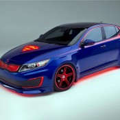 Superman themed Kia Optima 2 175x175 at Superman themed Kia Optima Revealed in Chicago