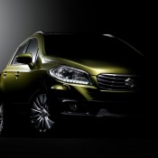 Suzuki C Segment Crossove 175x175 at Production Version of Suzuki S Cross Debuts in Geneva
