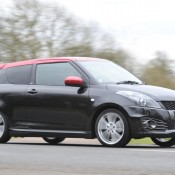 Suzuki Swift Sport SZ R 175x175 at Suzuki Swift Sport SZ R Priced at £14,249