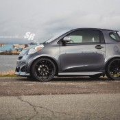 Tricked Out Scion iQ 2 175x175 at Tricked Out Scion iQ by SR Auto